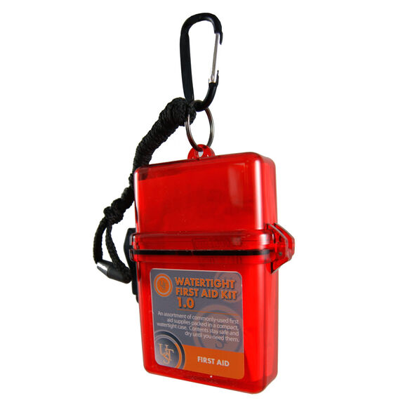 Watertight First Aid Kit 1.0