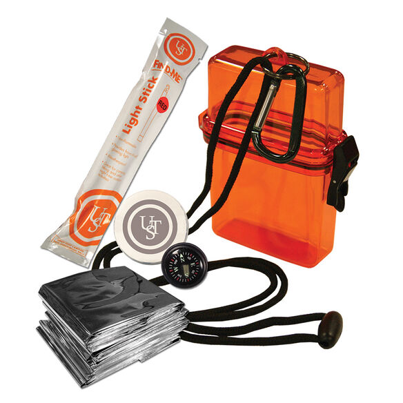 Watertight Survival Kit 1.0