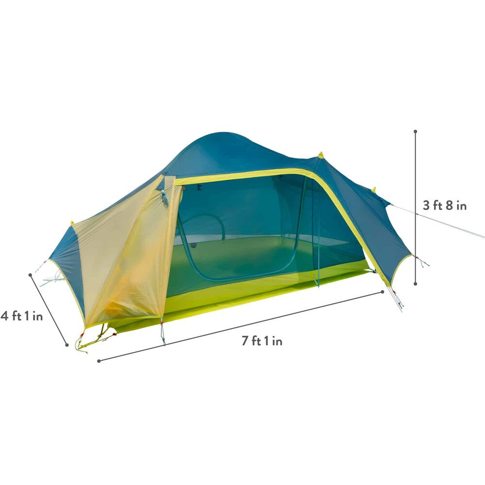 Highlander™ 2-person Backpacking Tent